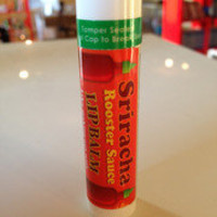 Sriracha Lip Balm - The Oatmeal