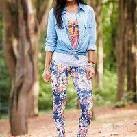 Flower Blossom Legging