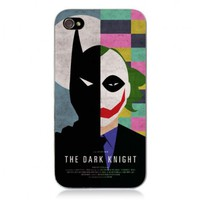 Movie Theme Collection Phone Case For iPhone 4 / 4S - The Dark Knight