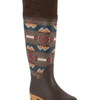 Muk Luks Shoes, Rainy Rain Boots - - Macy's