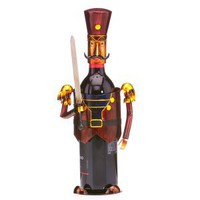 Holiday Wine Bottle Holder - Nutcracker
