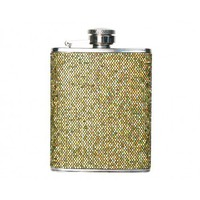 Gold Pocket Flask