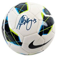 Amazon.com: Alex Morgan Autographed Soccer Ball | Details: U.S. Women's Soccer, Nike: Sports & Outdoors