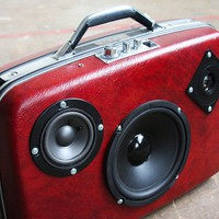 Diplomat Boombox by Case of Bass