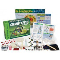 Thames  Kosmos Genetics  DNA Science Kit | Edmund Scientific