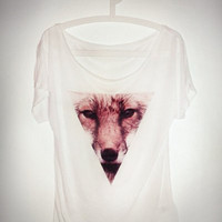 PrettySucks / Female / Triangle Fox Shirt: 29,00 EUR