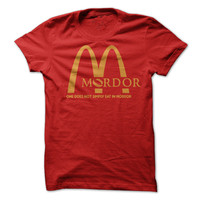 McMordor - Hobbit Parody T Shirt