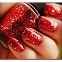 Amazon.com: OPI Nail Lacquer Muppets Collection, Gettin&#x27; Miss Piggy With It, 0.5 Fluid Ounce: Beauty