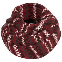 Traditional Fairisle Snood