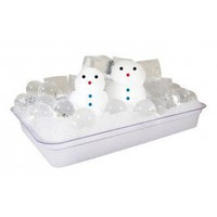 Make Your Own Snowman World - polymer science activity kit | Edmund Scientific