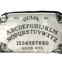 Ouija Board Makeup Bag / Pencil Pouch