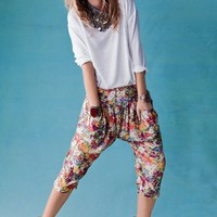 Free People FP ONE Floral Paradise Pant