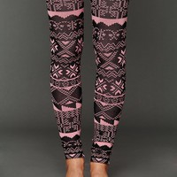 Free People Intarsia Legging