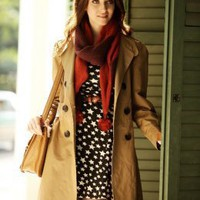New Style Personalize Plus Size Coats Deep Apricot : Wholesaleclothing4u.com