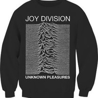 JOY DIVISION Sweatshirt Sweater Jumper Top