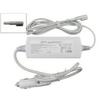 GPK Car Charger for Apple Macbook Pro 15- Or 17-inch 85w Magsafe Power Adapter Portable Charger Laptop Notebook Power Supply Cord Plug