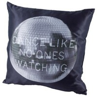 Retro To Go: Dance Cushion at Dwell