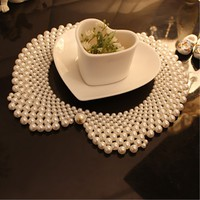 High Quality Man-made Pearls Collar,Cheap in Wendybox.com