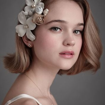 Whipple-Tree Pin in SHOP Attire Hair Adornments at BHLDN