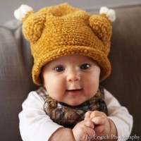 Amazon.com: Melondipity's Baby Turkey Hat (newborn): Clothing