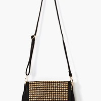 Gilded Crossbody Bag