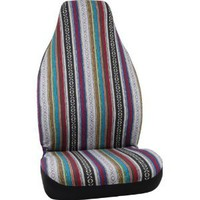 Bell Automotive 22-1-56258-8 Baja Blanket Universal Bucket Seat Cover : Amazon.com : Automotive