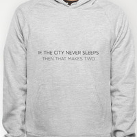 The City Hoody by Galaxy Eyes | Society6