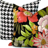 Pillow - Throw Pillow  - Pillow Cover-  Decorative Pillow - Accent Pillow - Swavelle / Mill Creek Joonas Cliffside