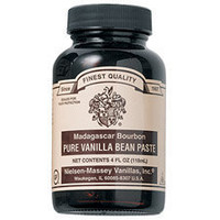 Vanilla Bean Paste - 4 oz.