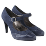 Phase Eight Phillipa mary-jane shoes Light Blue - House of Fraser