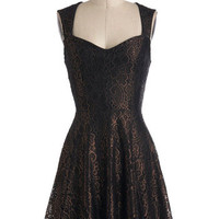 Bronze Upon a Time Dress | Mod Retro Vintage Dresses | ModCloth.com