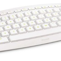Microsoft Arc Wireless Keyboard - White