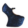 Jeffrey Campbell night walk blue