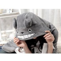 Amazon.com: Totoro Cosplay Cloak: Everything Else