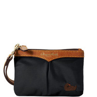 Dooney & Bourke Nylon Medium Pleated Wristlet