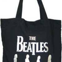 ROCKWORLDEAST - The Beatles, Tote Bag, Abbey Road