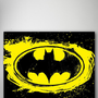 Batman Dramatic Blanket