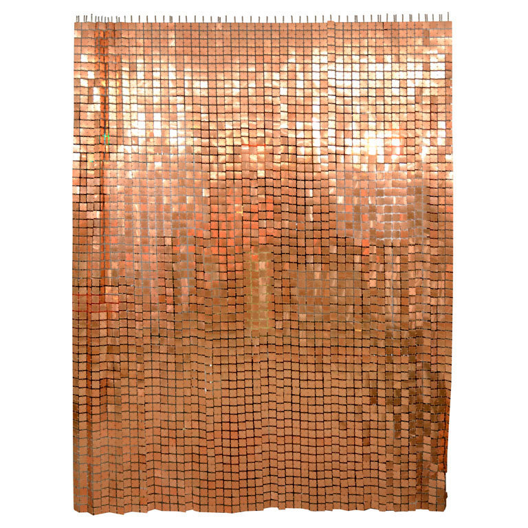 1STDIBS.COM - Las Venus - Paco Rabanne - Paco Rabanne Space Curtain