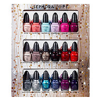SEPHORA by OPI Glimmer Wonderland Mini Nail Colour Set