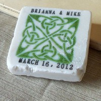 Eternity Knot Save the Date Magnets Celtic by MyLittleChick