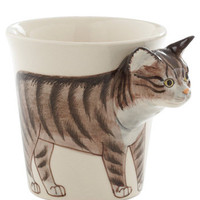 Tabby Hour Mug | Mod Retro Vintage Kitchen | ModCloth.com