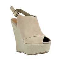 Steve Madden - WALLOWW TAUPE SUEDE