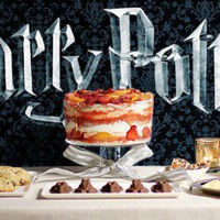 Harry Potter Party Menu: Desserts First! | Ezra Pound Cake