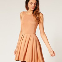 ASOS | ASOS Waisted Flippy Dress at ASOS