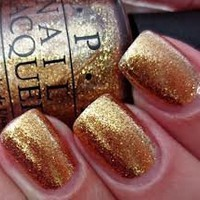 My Beauty Queen - OPI Holiday Nail Lacquer Collection Limited Edition, Goldeneye, 0.5 Fluid Ounce