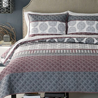 Bryan Keith Bedding, Trevi Quilts - Quilts & Bedspreads - Bed & Bath - Macy's