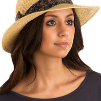 Fun In the Sun Hat | Mod Retro Vintage Hats | ModCloth.com