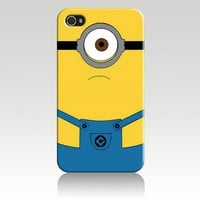 Despicable Me Hard Case Cover Skin for Iphone 4 4s Iphone4 At&amp;t Sprint Verizon Retail Packing