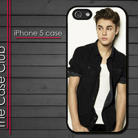 iPhone 5 Case - Justin Bieber Believe Album Boyfriend  - iPhone 5 cover  iPhone 5 skin - Hard Plastic Case