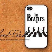 The Beatles iPhone 4 Case, iPhone 4s Case, iPhone Case, iPhone hard Case